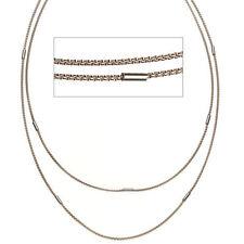 Gemischte-Modeschmuck-Halsketten & -Anhänger mit Edelstahl-Themen