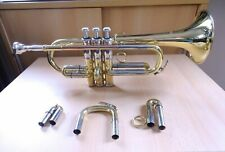 D-Trompete, umstimmbar auch auf Es