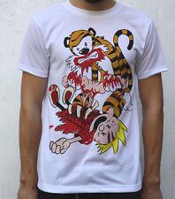 Hobbes Instinct T shirt, Calvin and Hobbes Parody