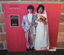 SPARKS - Angst In My Pants, Limited RED VINYL LP + Bonus CD New & Sealed!