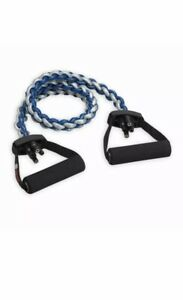 NEW SPRI Braided Xertube Resistance Band Exercise Cords