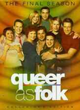 Queer as Folk - The Final Season (Collector's Edition), New DVDs
