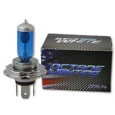 """7"""" Headlight Headlamp Halogen H4 / 9003 Light Bulb Super White 60/55W 6000K Each"""