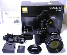 Brand New Nikon COOLPIX P900 Digital Camera 83x Optical Zoom shipping from Japan