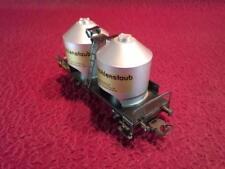 #4 Ho Marklin 308/2 Db Pulverised Coal Container Flat Car