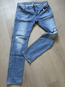 Original G-Star 3301 Slim Jeans 36/34