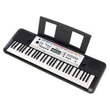 T 0071 582895253090 Yamaha Ypt-260 Tastiera Digitale Nero Bianco 61 chiavi