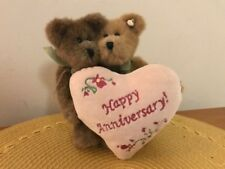 The Boyds Collection Charles & Lorraine Everlove Happy Anniversary Bears