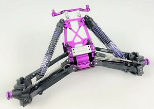 HPI Racing Savage Complete Rear End Assembly with Upgrades