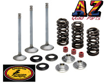 04-12 Yamaha YFZ450 YFZ 450 Kibblewhite Intake Valves Titanium Springs Seals Kit