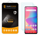 [3-Pack] Supershieldz Tempered Glass Screen Protector for BLU G91