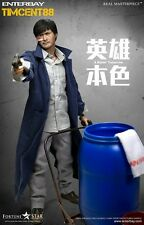 Enterbay A Better Tomorrow 1/6 Mark Gor Lee Chow Yun Fat Figure