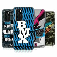 HEAD CASE DESIGNS LIVE BMX SOFT GEL CASE FOR HUAWEI PHONES