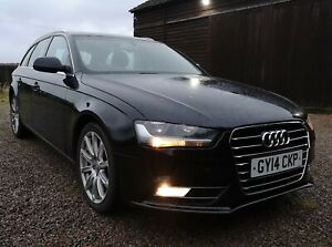 AUDI A4 AVANT ESTATE 1.8 TFSI 56K ONLY MOT SERVICE HISTORY VERY GOOD CONDITION