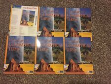Dictionary of Geographical Terms: Pack of 5 DRA 40 Pearson Learning GRL T