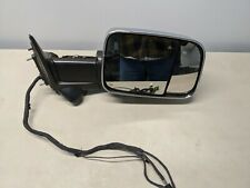 2019 2020 DODGE RAM 2500 3500 RIGHT POWER MIRROR W/CAMERA OEM 68361476AC 12045