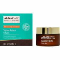 Arganicare Moisturizing Treatment Supreme Hydrator for Dry Skin 50ml 1.7 Oz