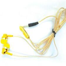 headphones SNA-113 In-Ear Headphone With Mic (yellow) 53