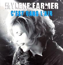 Mylène Farmer CD Single C'Est Dans L'Air - France (M/M)