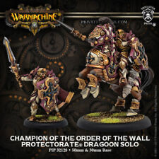 Warmachine: Protectorate of Menoth - Champion of the Order of the Wall PIP32128