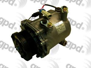 A/C Compressor-New Global 7512550 fits 04-06 Buick Rendezvous 3.6L-V6