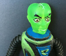 Vintage 1966 Mattel Major Matt Mason Callisto Alien Figure