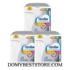 Similac Pro Advance Hmo Infant Formula for Fussiness & Gas 34oz (3 Pk) Exp 03/23