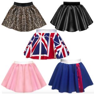 Plus size SPICE GIRLS Costume Fancy Dress GINGER BABY POSH SCARY SPORTY Skirt