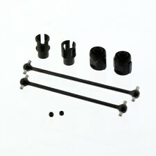 Team Losi 8IGHT 4.0 Buggy 1/8: Center Driveshaft/Dogbones, Outdrives, Axle Boots