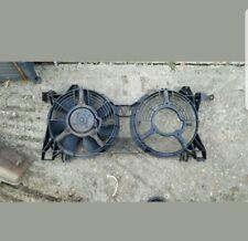 MG ZS Rover 45 1.8 air con fan