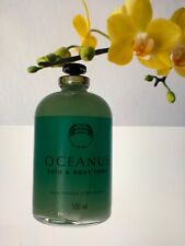 OCEANUS  bath and body tonic The body shop bath oil & tonic 95 ml left splash