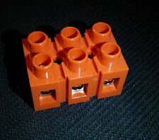 4 PC WIRE TERMINAL STRIP 5A CAPACITY BLOCK #22-16 AWG# WHT