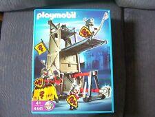 Playmobil 4441 Knights Siege Battle Tower. [still sealed]