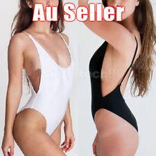 Unbranded Nylon Regular Size One-Piece Swimwear for Women