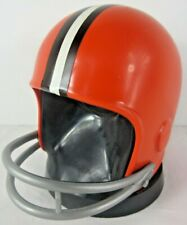 1976 Pro Sports Marketing Plastic Cleveland Browns Mini Helmet Coin Bank