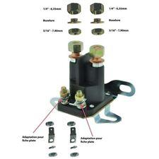 4 pole Relais solénoide pour différents Tracteur Tondeuse à gazon