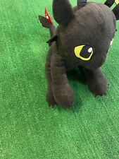 How To Train Your Dragon Build A Bear Toothless Plush Stuffed Animal Dreamworks
