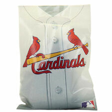 ST. LOUIS CARDINALS BASEBALL TREAT LOOT BAGS MLB Party Supply 8 pcs pack 4-5b