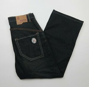 Buh Maa Regular Classic Blue Denim Jeans Size Large KangKuei
