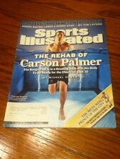 Carson Palmer Arizona Cardinals Sports Illustrated