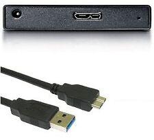 High Grade-Câble USB 3.0 pour LaCie Starck Mobile Disque dur-Longueur: 0.5 m...