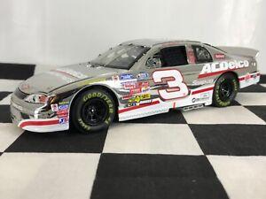 PLATINUM ELITE 1:24 Dale Earnhardt Jr #3 AC Delco 1999 Chevrolet Busch Champion