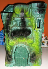 MOTU Stock 2 Grayskull Castle HE-MAN And The MASTERS OF THE UNIVERSE 80s & 200x
