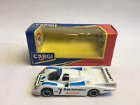 Corgi Porsche 956 Metal Car 94251
