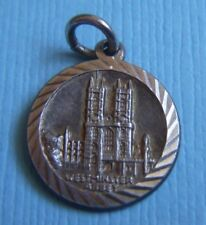 Vintage Westminster Abbey London England sterling charm