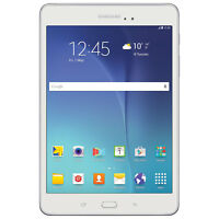 """Samsung Galaxy Tab A 8"""" 16GB 1.2GHz Quad-Core Android Tablet White SM-T350"""
