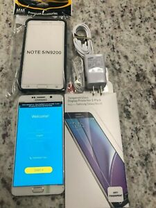 Samsung Galaxy Note 5 - 32GB /  (Tmobile / Att / Cricket / Metro unlocked