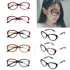 Women Eyeglasses Frame Fashion Cat Eye Clear Lens Ladies Eye Glasses Spectacles