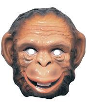 Monkey Half Mask One Size