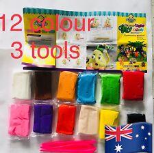 15PCS Super Light Clay Polymer Soft Mud Fluffy Floam Slime Kids Toys Play dough